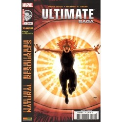 ULTIMATE SAGA 02 ULTIMATE X-MEN - RESSOURCES NATURELLES