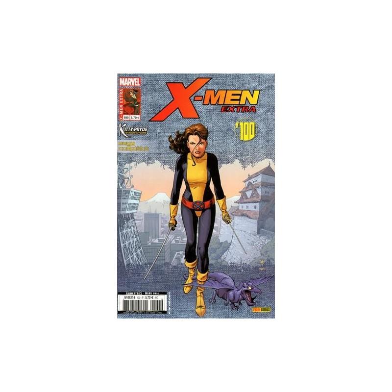 X-MEN EXTRA 100 KITTY PRYDE - L'OMBRE ET LA FLAMME