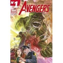 AVENGERS UNIVERSE 18