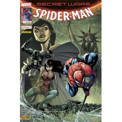 SECRET WARS : SPIDER-MAN 1...