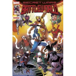 SECRET WARS : BATTLEWORD 1