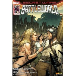 SECRET WARS : BATTLEWORD 3