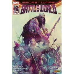 SECRET WARS : BATTLEWORD 4