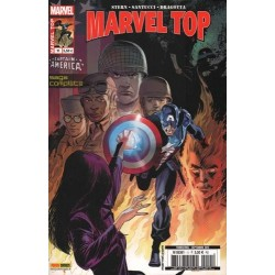MARVEL TOP 11 FOREVER ALLIES
