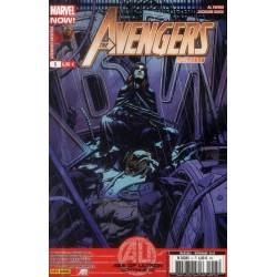 AVENGERS UNIVERSE 005  AGE OF ULTRON CONTINUE ICI