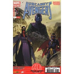 UNCANNY AVENGERS 07 AGE OF ULTRON CONTINUE ICI