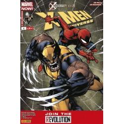 X-MEN UNIVERSE 2013 006  : X-TERMINATION 1/2