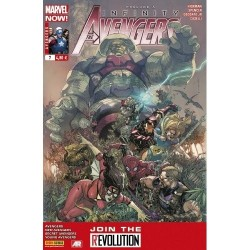 AVENGERS 2013 007 PRELUDE A INFINITY !