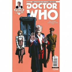 DOCTOR WHO 3RD -5 (OF 5)...