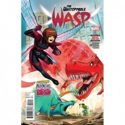 UNSTOPPABLE WASP -3