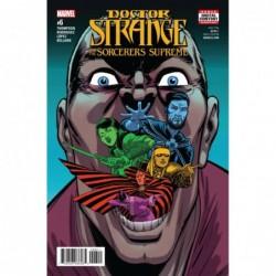 DOCTOR STRANGE SORCERERS...