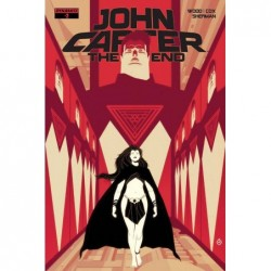 JOHN CARTER THE END -2 CVR...