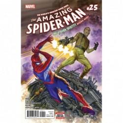 AMAZING SPIDER-MAN -25