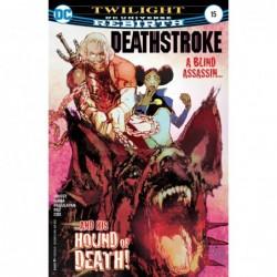 DEATHSTROKE -15