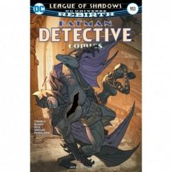 DETECTIVE COMICS -953