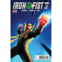 IRON FIST -1