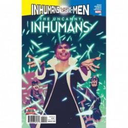 UNCANNY INHUMANS -20 IVX
