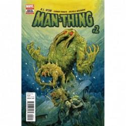 MAN-THING -2 (OF 5)