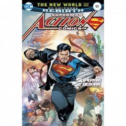 ACTION COMICS -977
