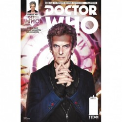 DOCTOR WHO 12TH YEAR THREE...