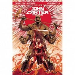 JOHN CARTER THE END -3 CVR...