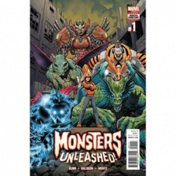 MONSTERS UNLEASHED -1
