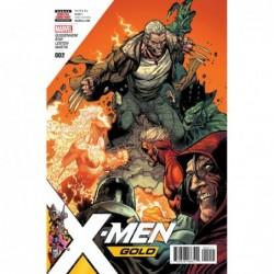 X-MEN GOLD -2