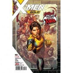 X-MEN GOLD -3
