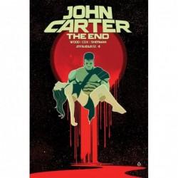 JOHN CARTER THE END -4 CVR...