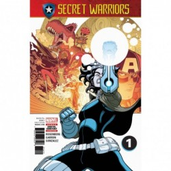 SECRET WARRIORS -1 SE