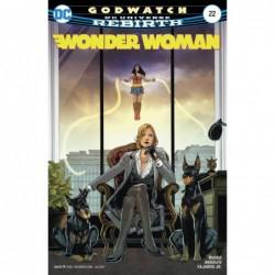 WONDER WOMAN -22