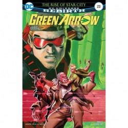 GREEN ARROW -23
