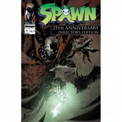 SPAWN -1 25TH ANNIVERSARY...