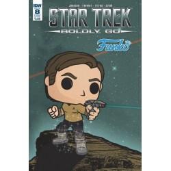 STAR TREK BOLDLY GO -8...
