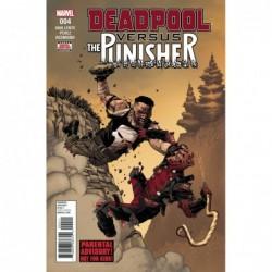 DEADPOOL VS PUNISHER -4 (OF 5)
