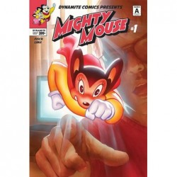 MIGHTY MOUSE -1 CVR A ROSS