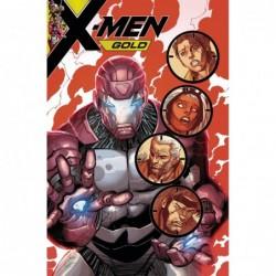 X-MEN GOLD -5