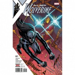 ALL NEW WOLVERINE -21