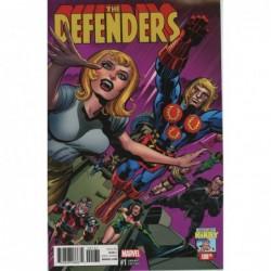 DEFENDERS -1 KIRBY 100TH VAR