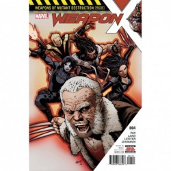 WEAPON X -4