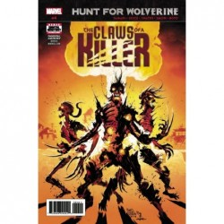 HUNT FOR WOLVERINE CLAWS OF...
