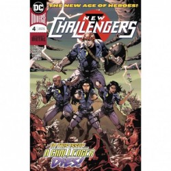 NEW CHALLENGERS -4 (OF 6)