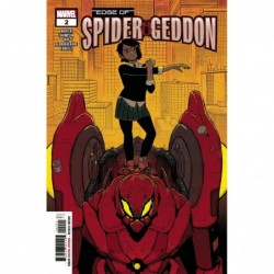 EDGE OF SPIDER-GEDDON -2...
