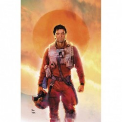 STAR WARS POE DAMERON...