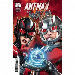 ANT-MAN AND THE WASP -5 (OF 5)