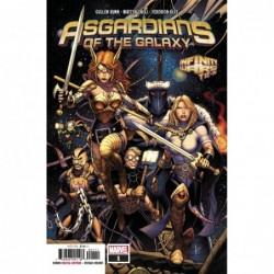 ASGARDIANS OF THE GALAXY -1