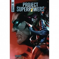 PROJECT SUPERPOWERS -2 CVR...