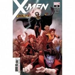X-MEN GOLD -35