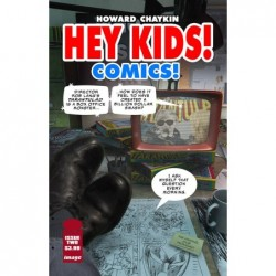 HEY KIDS COMICS -2