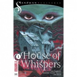 HOUSE OF WHISPERS -1